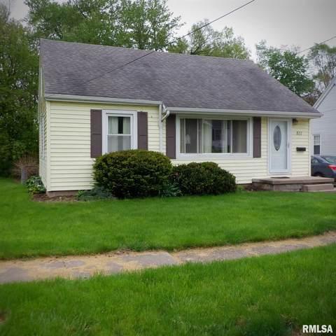 511 Hamilton Street, Washington, IL 61571 (#PA1215156) :: Paramount Homes QC