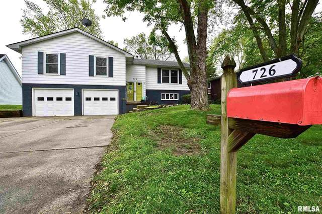 726 Magnolia Drive, Chatham, IL 62629 (#CA999894) :: Killebrew - Real Estate Group