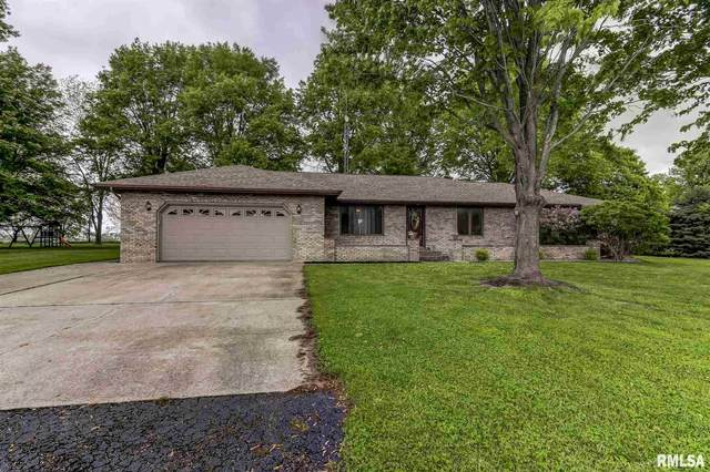 74 Sugar Creek Hills, Auburn, IL 62615 (#CA999902) :: Killebrew - Real Estate Group