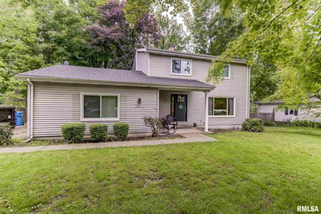 201 Wildrose Lane, Rochester, IL 62563 (#CA999915) :: Killebrew - Real Estate Group
