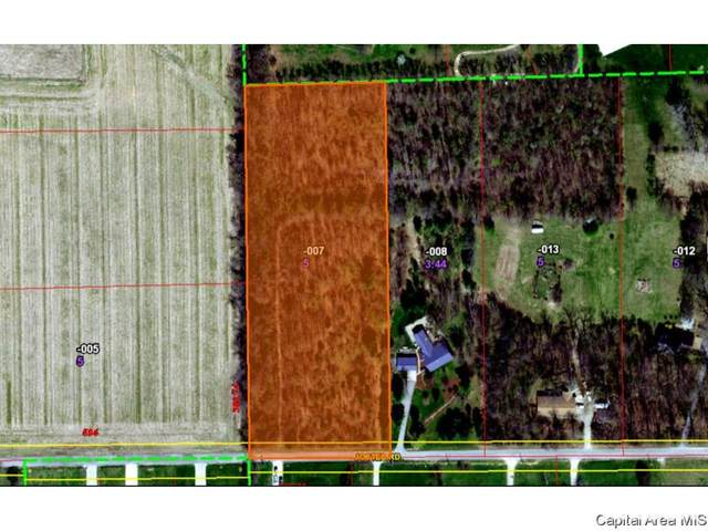 5 Acres Jostes Road, Rochester, IL 62563 (#CA999941) :: Killebrew - Real Estate Group