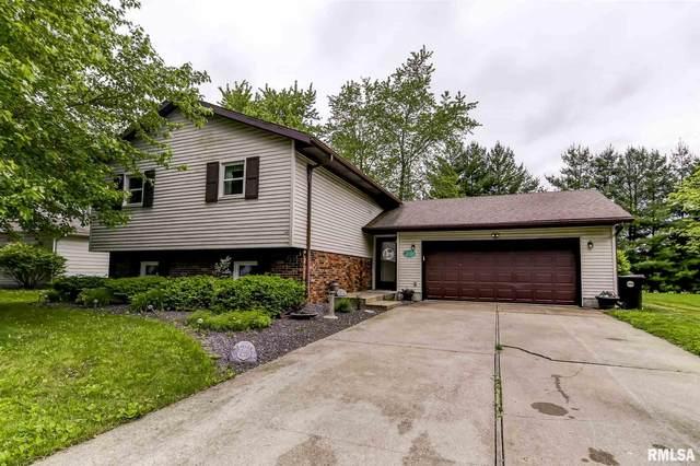 31 Hawthorn Lane, Pleasant Plains, IL 62677 (#CA999958) :: Killebrew - Real Estate Group