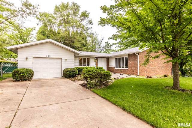 103 Wheeler Court, East Peoria, IL 61611 (#PA1215251) :: Paramount Homes QC