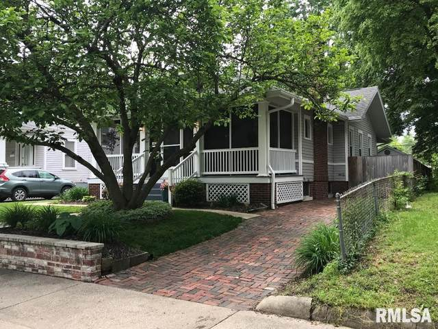 1917 S 4TH Street, Springfield, IL 62703 (#CA999967) :: Killebrew - Real Estate Group