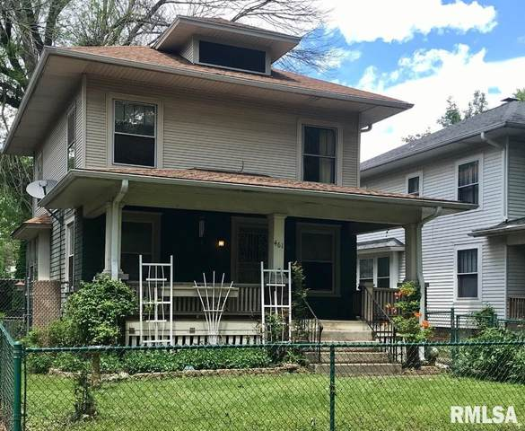 461 W Cook Street, Springfield, IL 62704 (#CA999971) :: Killebrew - Real Estate Group