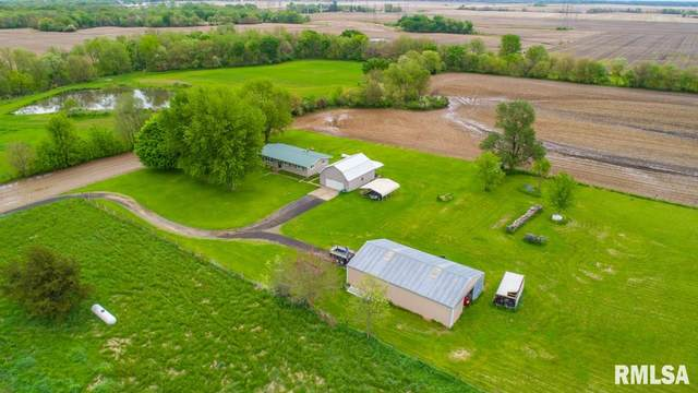 810 N Greengold Road, Hanna City, IL 61536 (#PA1215256) :: Adam Merrick Real Estate