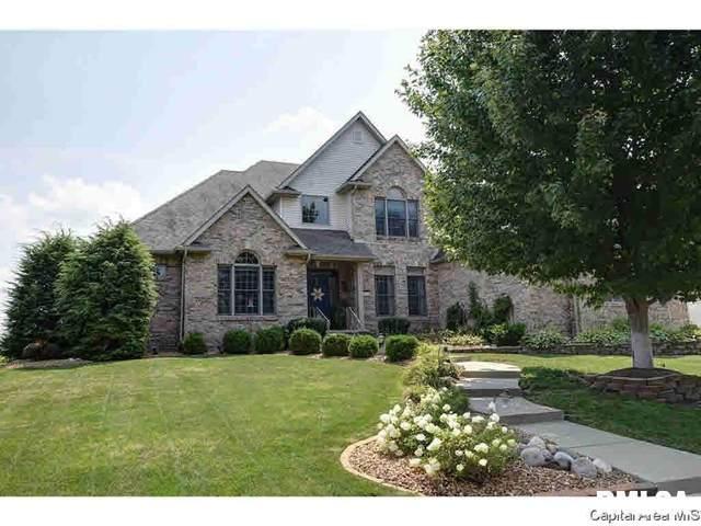 2508 Muirfield Road, Springfield, IL 62711 (#CA999974) :: Paramount Homes QC