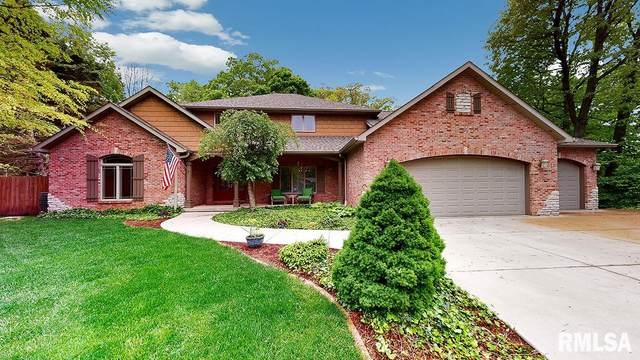 1407 W Palasade Court, Dunlap, IL 61525 (#PA1215263) :: Paramount Homes QC