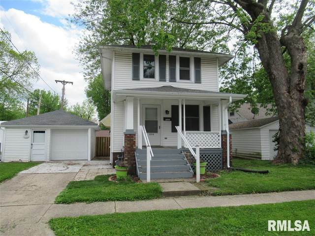 1316 W Lawrence Avenue, Springfield, IL 62704 (#CA999983) :: Killebrew - Real Estate Group