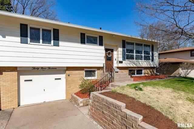 3913 1ST Street, East Moline, IL 61244 (#QC4211780) :: Killebrew - Real Estate Group