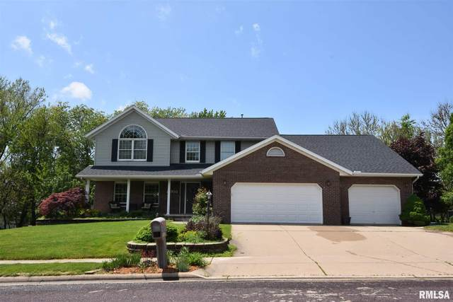 10703 N Dana Drive, Peoria, IL 61615 (#PA1215298) :: Killebrew - Real Estate Group