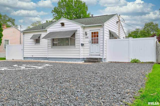 1516 Mechanic Street, Pekin, IL 61554 (#PA1215315) :: RE/MAX Preferred Choice