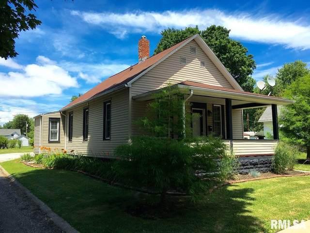 608 W Woodbury Street, Macomb, IL 61455 (#PA1215316) :: Killebrew - Real Estate Group