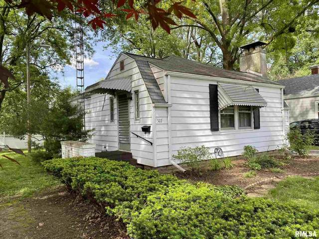 522 Henry Street, Jacksonville, IL 62650 (#CA1000022) :: Paramount Homes QC