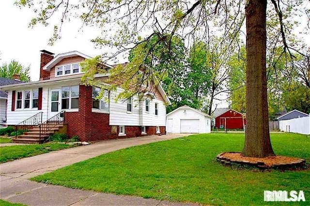 519 E Melbourne Avenue, Peoria, IL 61603 (#PA1215322) :: Paramount Homes QC