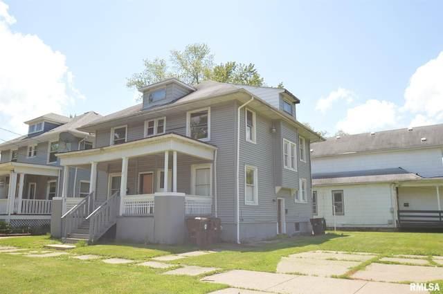613-15 Morton Street, Peoria, IL 61603 (#PA1215326) :: Paramount Homes QC