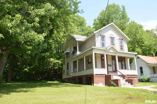 1109 NE Glendale Avenue, Peoria, IL 61602 (#PA1215327) :: Paramount Homes QC