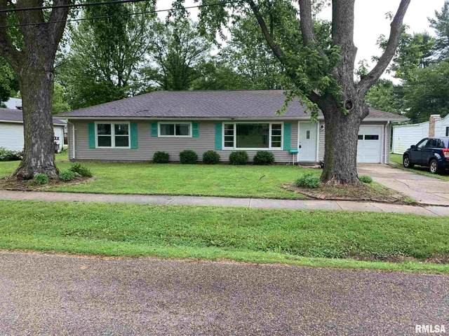 1602 S West Street, South Jacksonville, IL 62650 (#CA1000030) :: The Bryson Smith Team