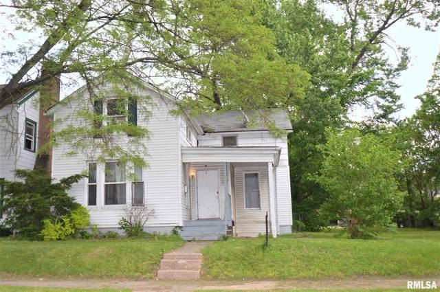1310 N North Street, Peoria, IL 61604 (#PA1215363) :: Paramount Homes QC