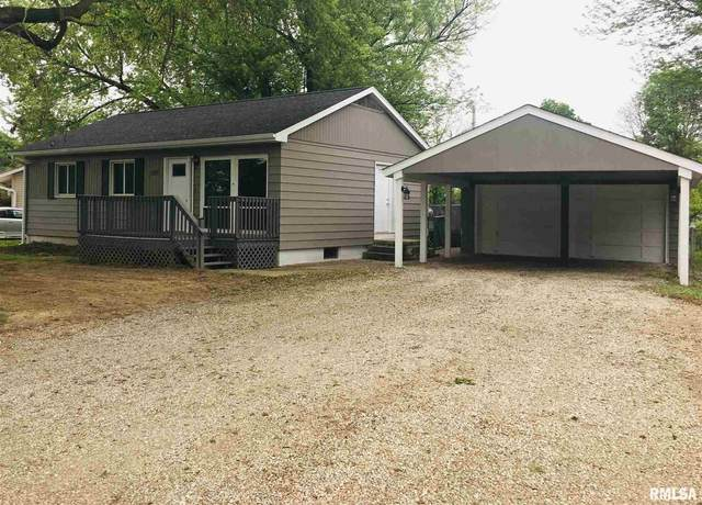 107 W Bittersweet Road, Washington, IL 61571 (#PA1215369) :: Paramount Homes QC