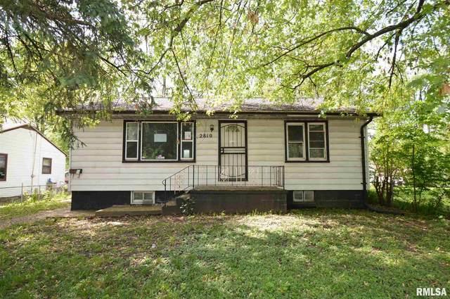 2810 W Fremont Street, Peoria, IL 61605 (#PA1215373) :: Paramount Homes QC
