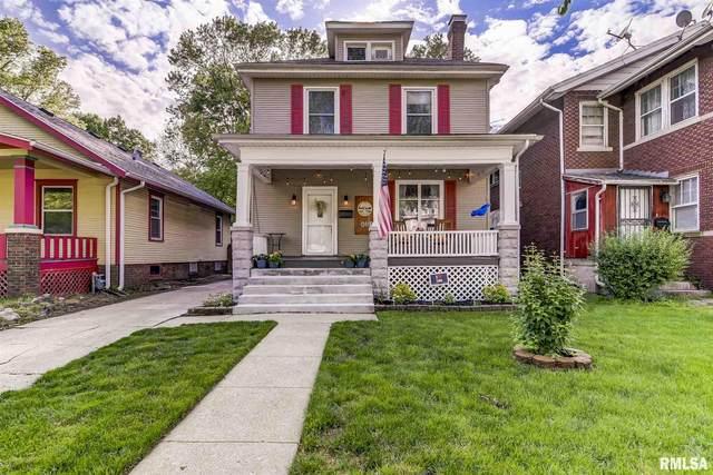 1705 S Pasfield Street, Springfield, IL 62704 (#CA1000067) :: Paramount Homes QC
