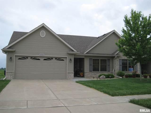 1661 Garrett Avenue, Clinton, IA 52732 (#QC4211885) :: Paramount Homes QC