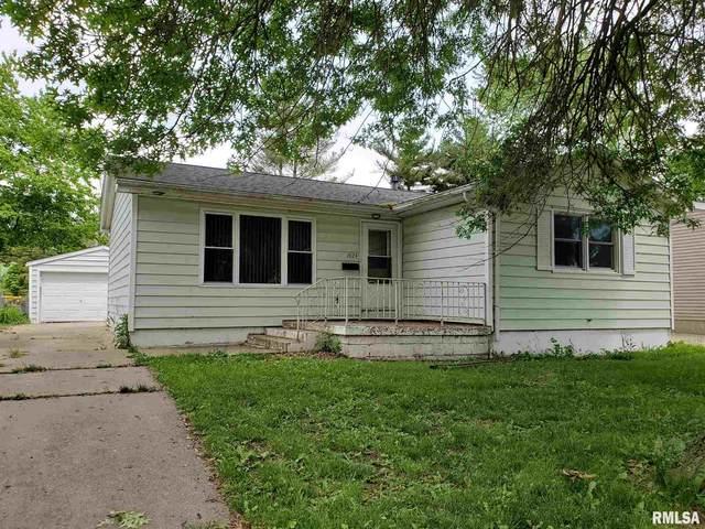 1924 Fairmont Drive, Springfield, IL 62702 (#CA1000072) :: Paramount Homes QC