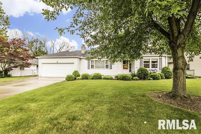 216 W Northland Avenue, Peoria, IL 61614 (#PA1215393) :: The Bryson Smith Team