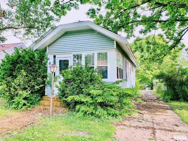 404 W Willcox Avenue, Peoria, IL 61604 (#PA1215401) :: Paramount Homes QC