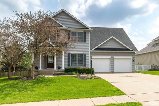 3497 Marynoel Avenue, Bettendorf, IA 52722 (#QC4211897) :: Paramount Homes QC