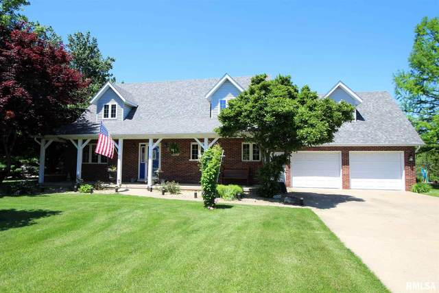 1339 N Countryside Court, Germantown Hills, IL 61548 (#PA1215407) :: Adam Merrick Real Estate