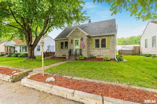 1124 Hall Street, Bettendorf, IA 52722 (#QC4211906) :: Adam Merrick Real Estate
