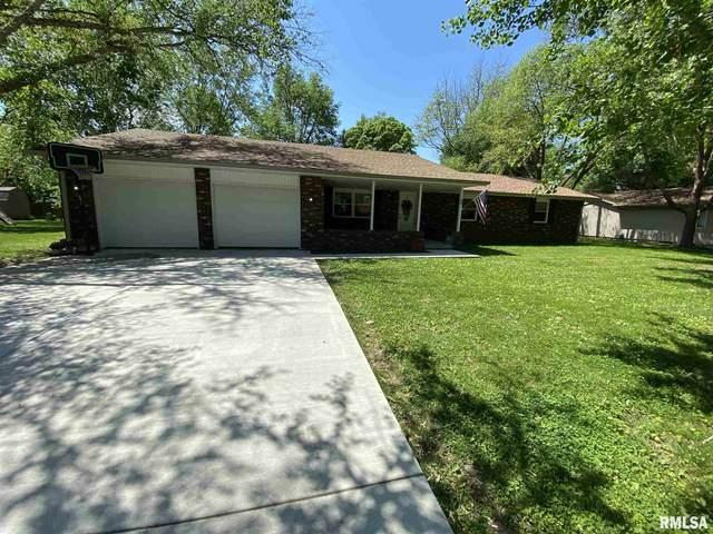 68 Axline Road, Chatham, IL 62629 (#CA1000103) :: Paramount Homes QC
