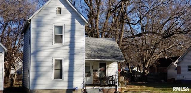 1008 N 11TH Street A,B, Springfield, IL 62702 (#CA1000105) :: Paramount Homes QC