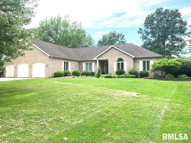 2604 Lincoln Trail Trail, Taylorville, IL 62568 (MLS #CA1000110) :: BN Homes Group