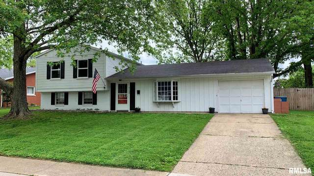 2108 S Lincoln Avenue, Springfield, IL 62704 (MLS #CA1000111) :: BN Homes Group