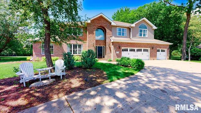 9525 N Oakforest Court, Peoria, IL 61615 (#PA1215435) :: Adam Merrick Real Estate