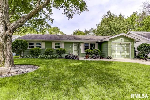 67 Nottingham Street, Chatham, IL 62629 (#CA1000127) :: Adam Merrick Real Estate