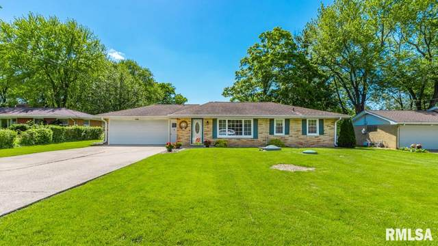 107 Woodway Court, East Peoria, IL 61611 (#PA1215457) :: Adam Merrick Real Estate