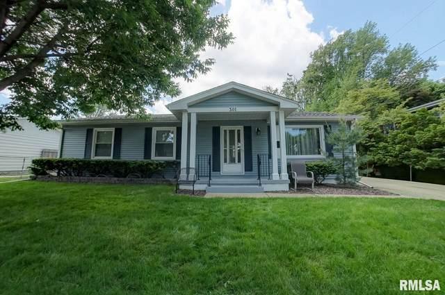 301 Collier Street, Springfield, IL 62704 (#CA1000130) :: Adam Merrick Real Estate