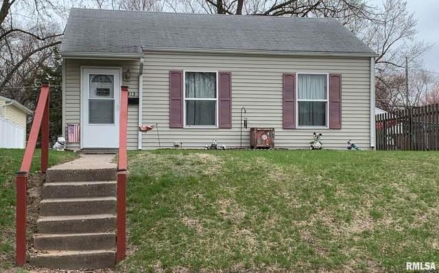 1413 S Nevada Avenue, Davenport, IA 52802 (#QC4211936) :: Adam Merrick Real Estate