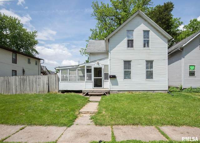 1314 W 14TH Street, Davenport, IA 52804 (#QC4211963) :: Killebrew - Real Estate Group