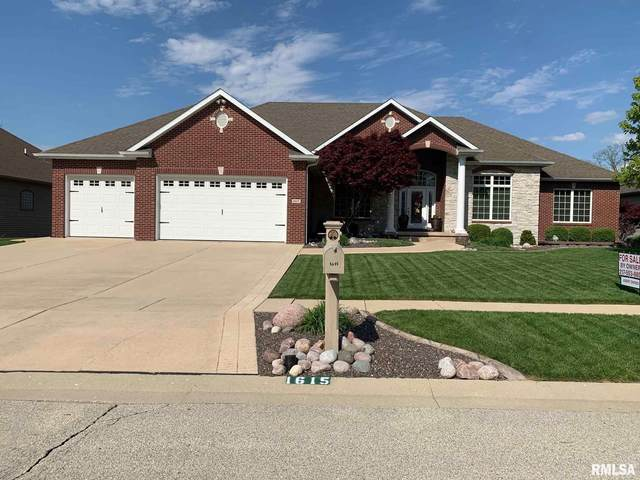 1615 Appalachian Trail, Rochester, IL 62563 (MLS #PA1215497) :: BN Homes Group