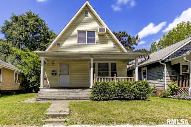 1711 S 1ST Street, Springfield, IL 62704 (MLS #CA1000175) :: BN Homes Group