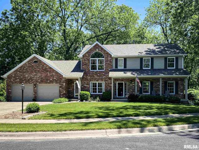 6106 N Oak Leaf Court, Peoria, IL 61615 (#PA1215509) :: Paramount Homes QC
