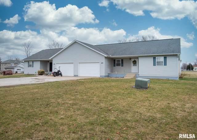 230-240 Jessi Way, Woodhull, IL 61490 (#QC4211992) :: Paramount Homes QC