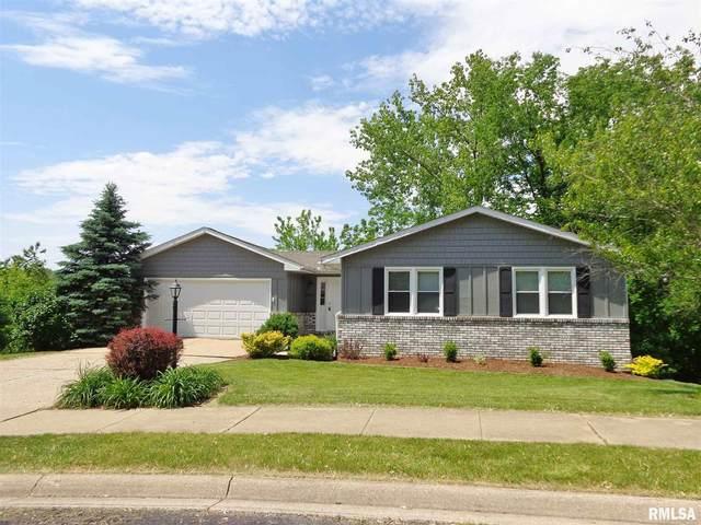 5911 W Ridgecrest Drive, Peoria, IL 61615 (#PA1215516) :: The Bryson Smith Team
