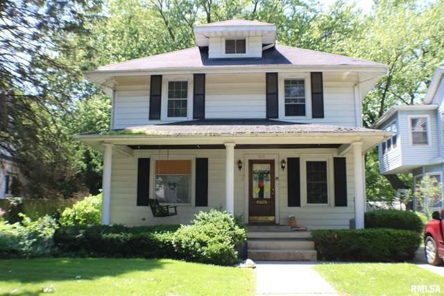 517 S Lincoln Avenue, Springfield, IL 62704 (#CA1000200) :: Adam Merrick Real Estate