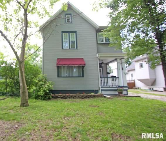 709 S Lincoln Avenue, Springfield, IL 62704 (#CA1000202) :: Adam Merrick Real Estate